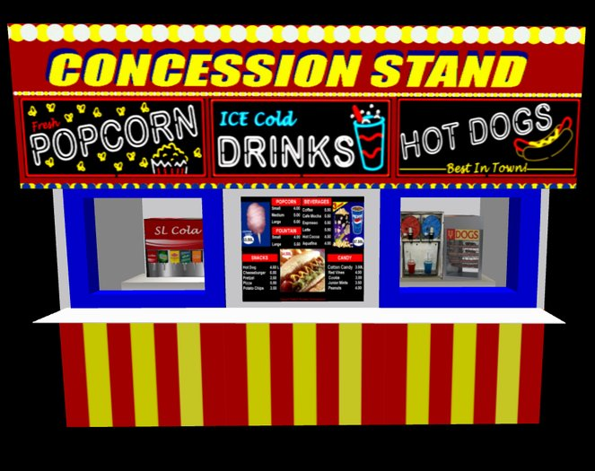 We need YOU!  Concessions Sign-Ups Online