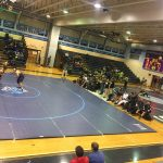 Springbrook High School Coed Varsity Wrestling falls to Northwest High School 33-27
