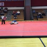 Springbrook High School Coed Varsity Wrestling beat Albert Einstein High School 69-3
