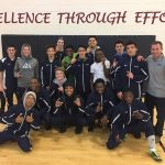 Springbrook High School Coed Varsity Wrestling beat Paint Branch High School 45-18
