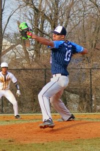 3/21/17 SHS Varsity Baseball v Paint Branch