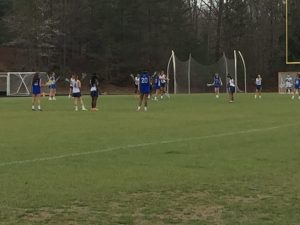 JV Girls Lacrosse vs Churchill