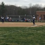 Springbrook High School Junior Varsity Softball falls to Quince Orchard High School 20-1