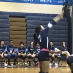 Springbrook High School Coed Varsity Volleyball falls to John F Kennedy High School 3-0