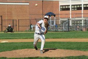 4/28/17  JV Baseball v Einstein