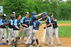 4/29/17 SHS Varsity Baseball v Einstein