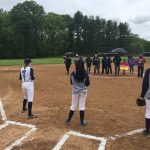 Springbrook High School Varsity Softball falls to Seneca Valley High School 3-2