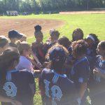 Springbrook High School Varsity Softball falls to Sherwood High School 9-0