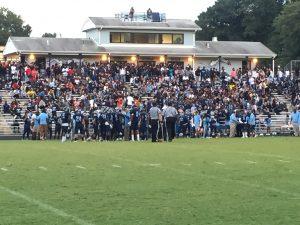 Varsity Football vs Blake – 9/8/17
