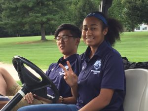 Golf vs Rockville & Gaithersburg 9/14/17