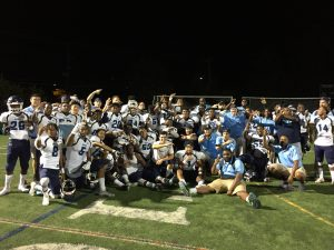 Varsity Football vs WJ 9/15/17