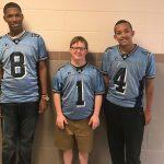 Varsity Football vs Blake 9/8/17