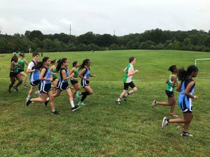 PHOTOS Cross Country vs Damascus and Wheaton 9/6/17