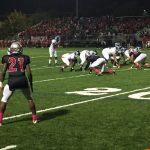 Boys Varsity Football falls to Montgomery Blair 26 – 0