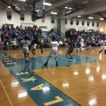 Boys Varsity Basketball beats Blake 85 – 56