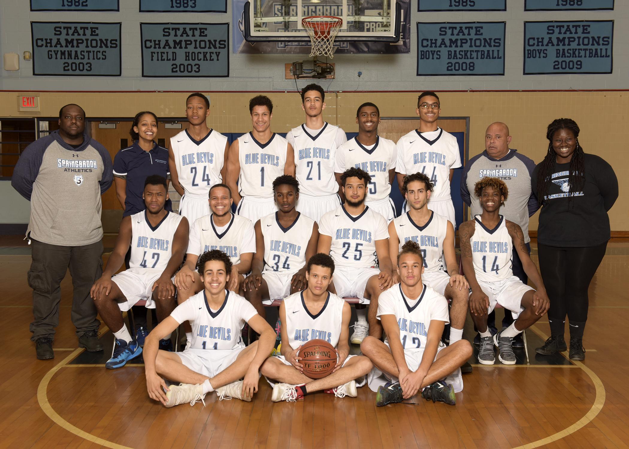 Boys Basketball Playoffs (UPDATED 2/27!)