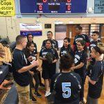 Coed Varsity Softball falls to Sherwood 17 – 9