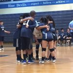 Coed Varsity Volleyball falls to Churchill 3 – 0