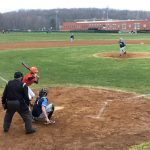 Boys Varsity Baseball falls to Rockville 16 – 2