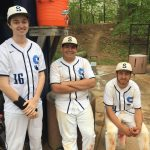 Boys Varsity Baseball falls to Damascus 13 – 3