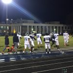 Boys Varsity Football falls to Magruder 44 – 20