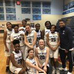 JV Girls Basketball beats Northwood 36 – 17