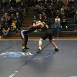 Varsity Wrestling falls to Damascus 39 – 24