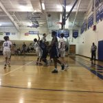 Boys JV  Basketball falls to Sherwood 58 – 52