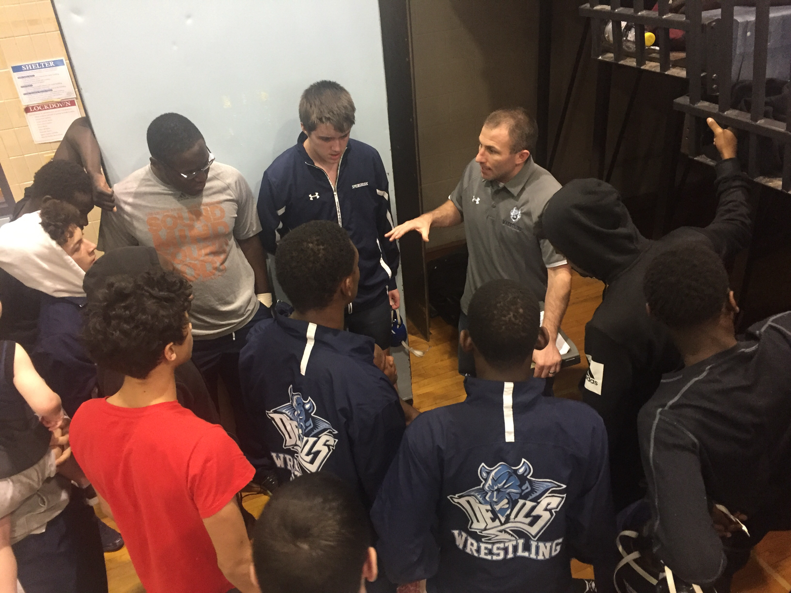 Springbrook Wins Grapple at the Brook – AGAIN!!
