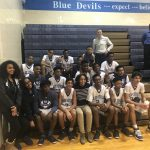 Boys JV Basketball beats Bethesda-Chevy Chase 50 – 44