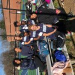 Girls Varsity Tennis beats Damascus 5 – 2