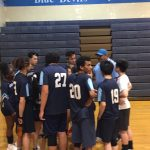 Coed Varsity Volleyball falls to Sherwood 3 – 0