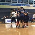 Boys Varsity Volleyball falls to Sherwood 3 – 0