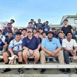 Boys Junior Varsity Lacrosse beats Magruder 13 – 2