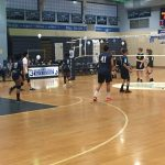 Coed Varsity Volleyball beats Damascus 3 – 0