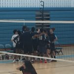Coed Varsity Volleyball falls in playoffs to Clarksburg 3 – 2