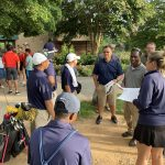Coed Varsity Golf falls to Poolesville Sr 191 – 193