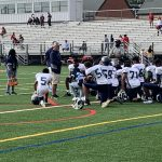 Junior Varsity Football falls to Blair 14 – 12