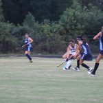Springbrook Girls JV Field Hockey beats Blake 2-0