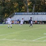 Boys Junior Varsity Soccer falls to Sherwood