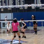Girls Junior Varsity Volleyball falls to James Hubert Blake 2 – 0