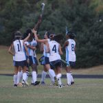 Girls Junior Varsity Field Hockey beats Paint Branch 3-0