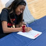 Aryss Lindsey Signs to Play Division 1 Lacrosse at Youngstown State University!!