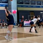 Sage Barnedo named Volleyball All-County Honorable Mention
