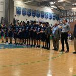 Boys Varsity Basketball beats Winston Churchill 71 – 61