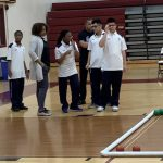 Coed Varsity Bocce Corollary falls to Paint Branch 2 – 0