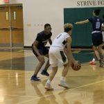 Boys Varsity Basketball falls to John F Kennedy 67 – 59