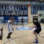 Boys JV Basketball beats Blake 68 – 66 on buzzer-beating 3 by Prince Shyllon