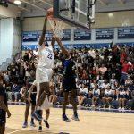 Boys Varsity Basketball beats Blake 58 – 50