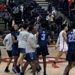 Boys Varsity Basketball beats Montgomery Blair 80 – 75 in Overtime